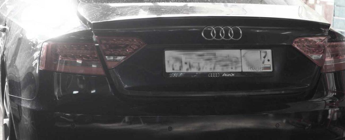 ремонт С-троник Ауди А5