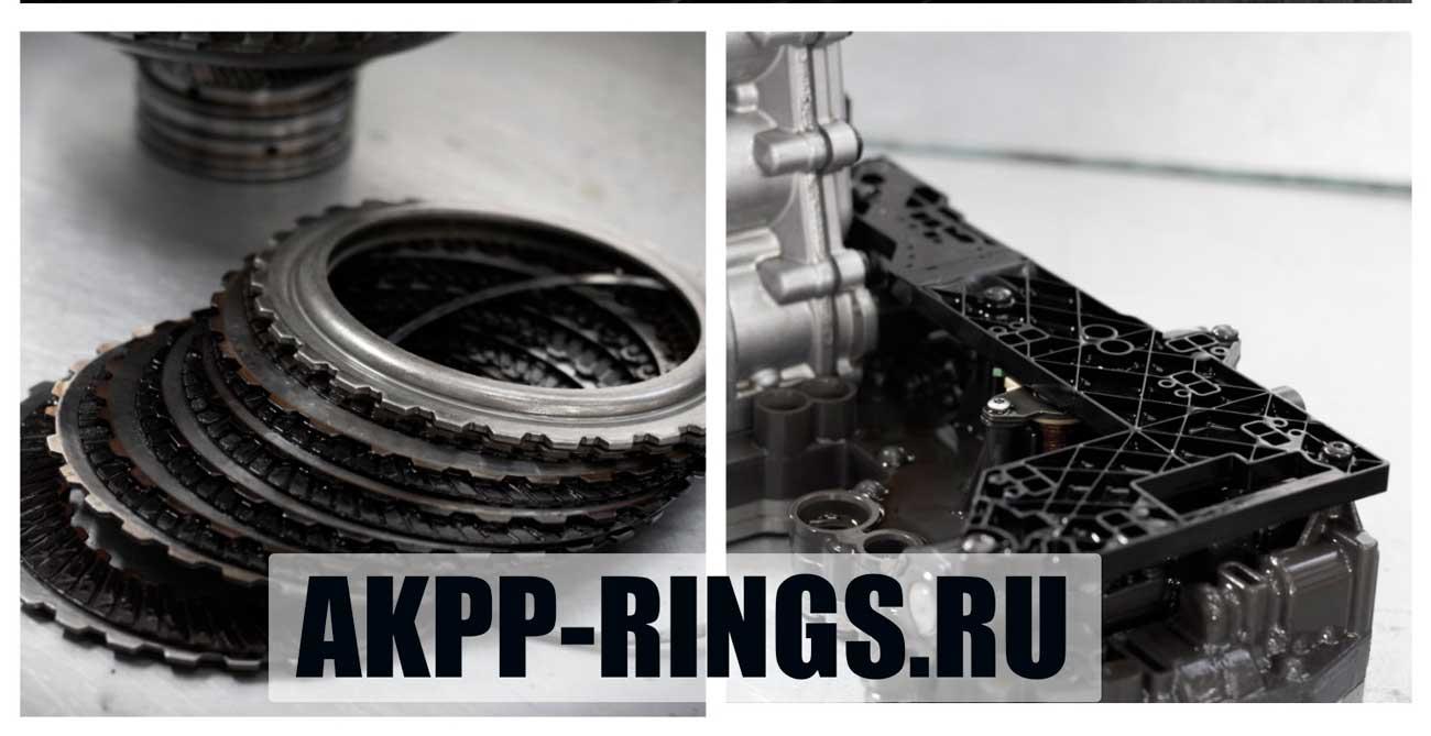 отчет о ремонте С-троник ауди а4