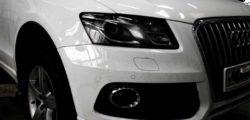 Замена модуля датчиков и сцепления Audi Q5 (DSG7 DL501)