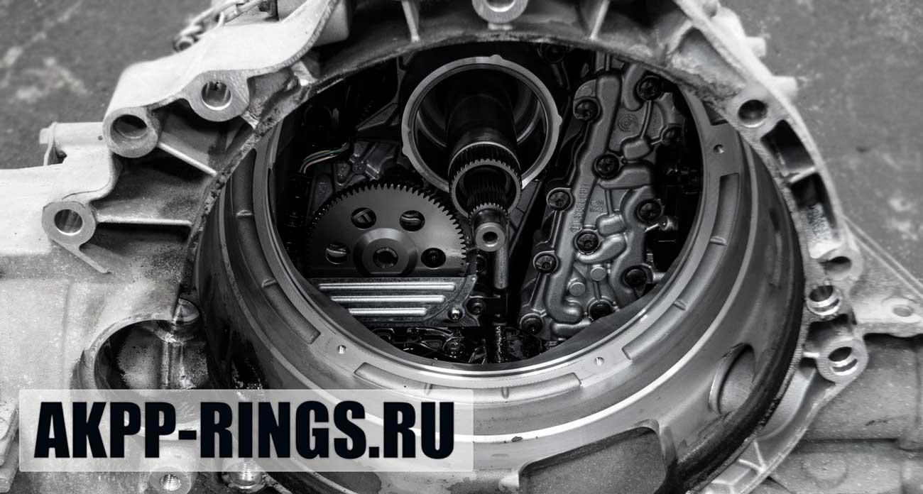 ремонт DSG 7 Audi A5 S-Tronic