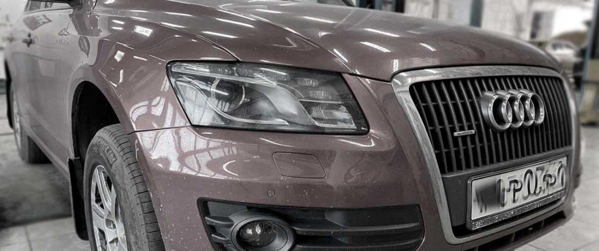 ремонт DSG Audi Q5 DL501 0B5